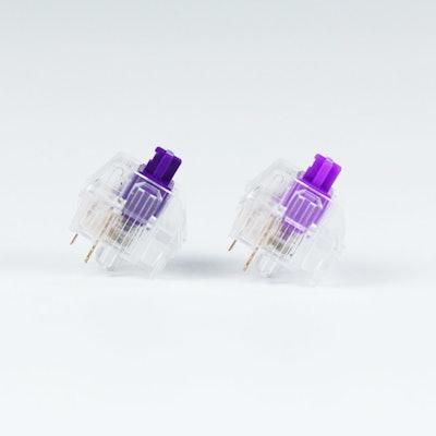 Outemu Ice Purple
