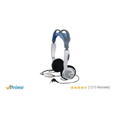 Amazon.com: Koss KTXPRO1 Titanium Portable Headphones with Volume Control: Elect