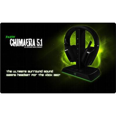 Razer Chimaera 5.1 Gaming Headset: The Ultimate Surround Sound Gaming Headset fo