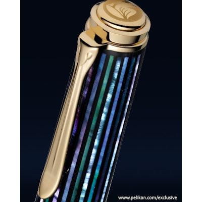 "Pelikan fountain pen Limited Edition ""Moonlight"""