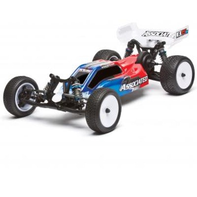 The RC10B5M Kit looks great! Launch it!
