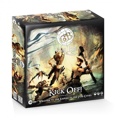 Guild Ball Kick Off! – Steamforged Games (US & Rest of World)
