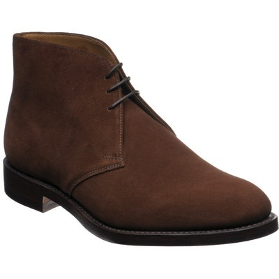 Loake Kempton (Rubber Sole) Chukka boot