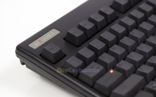"Realforce 87U All-45g ""EK Edition"" (Black/Dark Gray) - elitekeyboards.com - Prod"