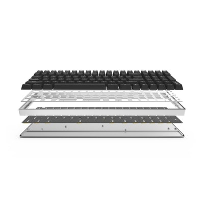 [Pre Order] Aurora 96 Hot-Swappable Aluminum Mechanical Keyboard - zFrontier