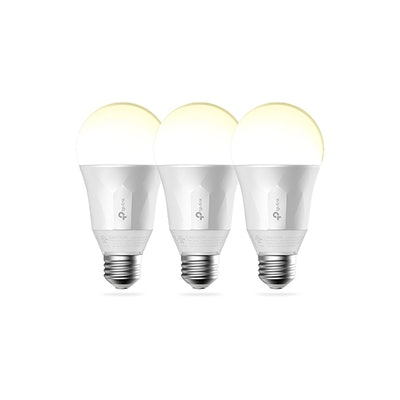 LB100 TKIT | Smart Wi-Fi LED Bulb 3-Pack with Dimmable Light | TP-Link