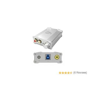 iFi Audio Nano-iDSD USB DAC Portable Decoder PCM/DSD/DXD 32bit/384kH
