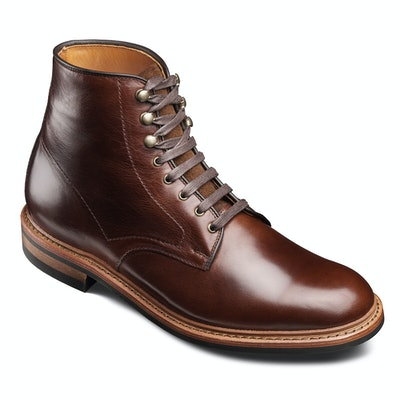 Higgins Mill Boot with Dainite Sole by Allen Edmonds.