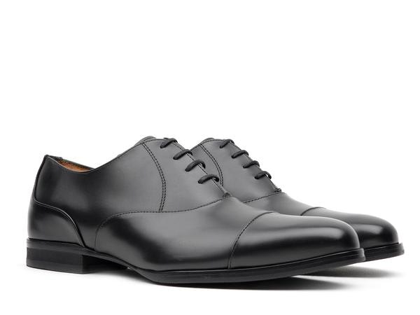 Closer Onyx Cap Toe | WOLF & SHEPHERD