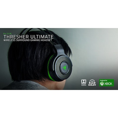 Wireless Gaming Headset - Razer Thresher Ultimate for Xbox One