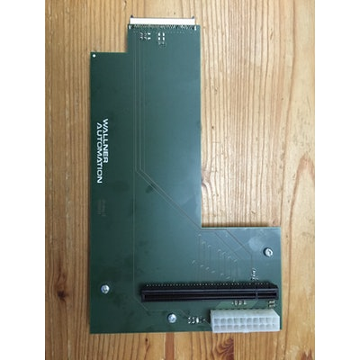 Y510p adapter Ultrabay to PCIe x16