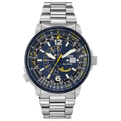 Promaster Nighthawk - Men's Eco-Drive Large Face Flight Watch    CitizenSlice 1A