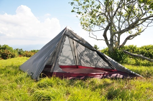 LightHeart Solo tent, Ultralight