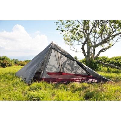 LightHeart Solo tent, Ultralight