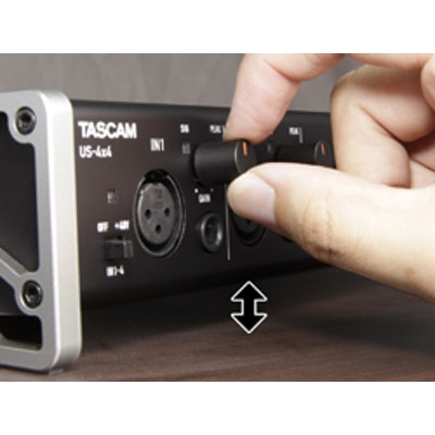 Product: US-2x2 | TASCAM