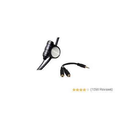 Amazon.com: Zalman Zm-Mic1 High Sensitivity Headphone Microphone with 3.5mm Gold