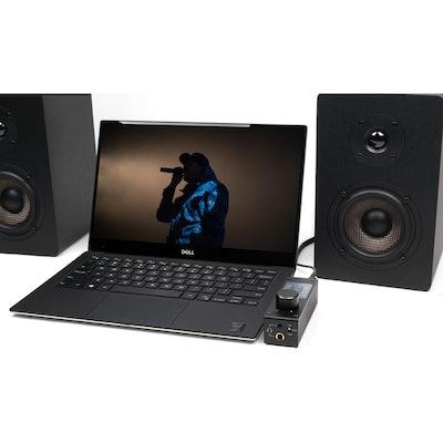 Micca OriGen+ USB audio DAC and Preamp | Micca Electronics