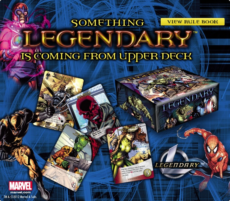 The Upper Deck Company | Marvel Legendary