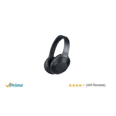 Sony MDR 1000X Noise Cancelling BT Headphone