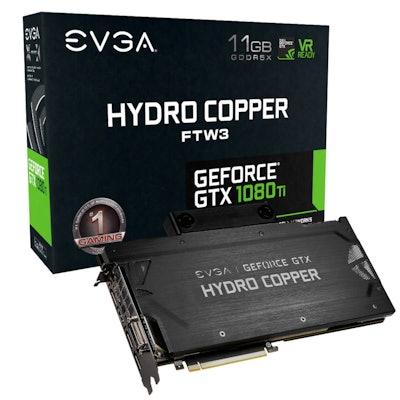 Evga 1080 Ti Sc2 Hybrid