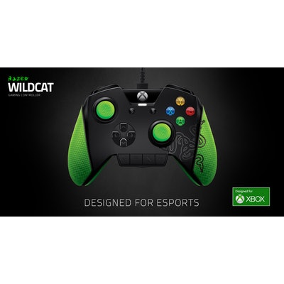 Razer Wildcat for Xbox One™ Gaming Controller