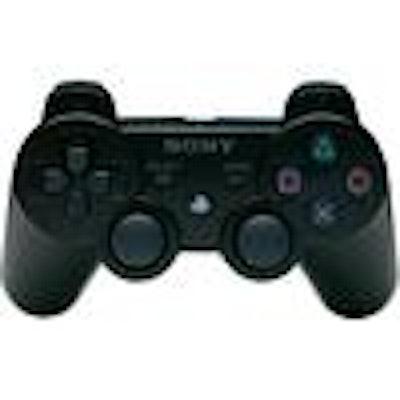 Sony Playstation 3 Dualshock Wireless controller Gamepad Playstation 3 Zwart in