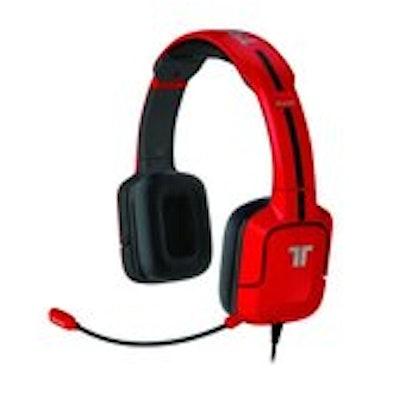 Tritton Kunai Stereo Headset - Rood