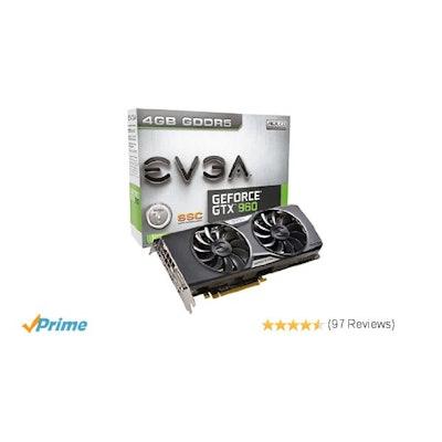 EVGA GTX 960 4GB GDDR5