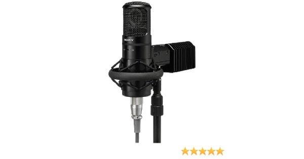 Sony C800GPAC Studio Condenser Microphone
