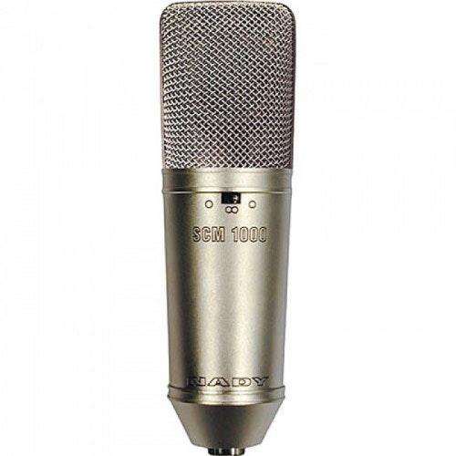 SCM-1000 Studio Condenser Microphone | Nady Systems, Inc.