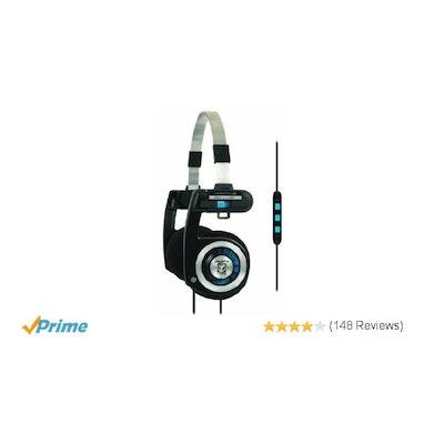 Amazon.com: Koss Porta Pro KTC Ultimate Portable Headphone for iPod, iPhone and