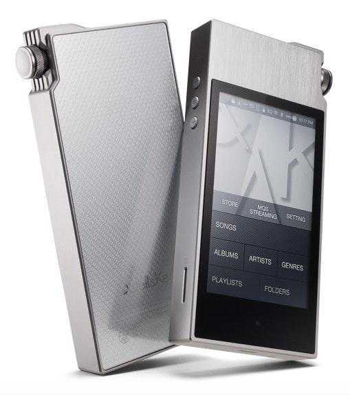 Amazon.com : Astell&Kern AK120II High Resolution Dual DAC Music Player (Silver)