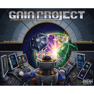 Gaia Project | Board Game