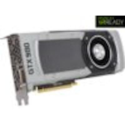 EVGA GeForce GTX 980 04G-P4-2980-KR 4GB GAMING, Silent Cooling Graphics Card - N