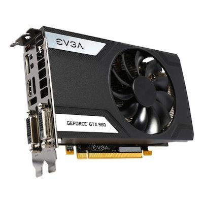 Jet.com - EVGA GeForce GTX 960 Graphic Card - 1.22 GHz Core - 1.28 GHz Boost Cl