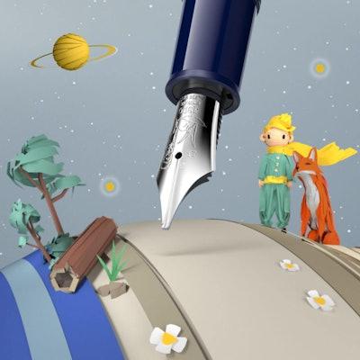 The Meisterstück Le Petit Prince Collection