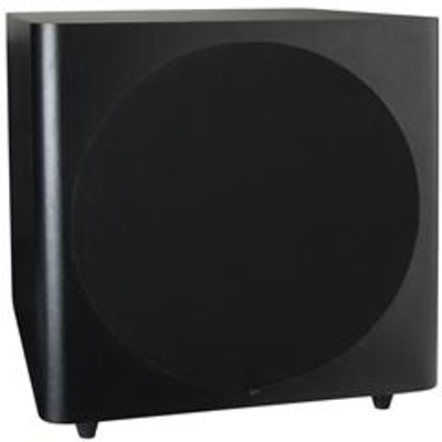 "Dayton Audio SUB-1200 12"" 120 Watt Powered Subwoofer"