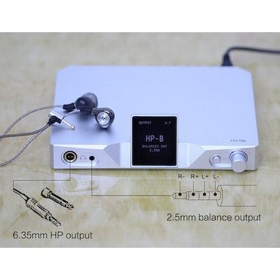 SMSL M9 DAC/Balanced Headphone Amp