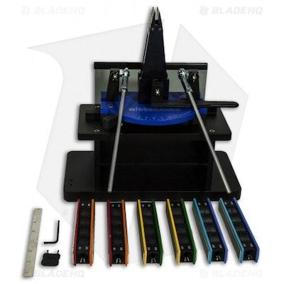 Wicked Edge Generation 3 Pro Knife Sharpening Kit w/ Hardcase WE320 - Blade HQ