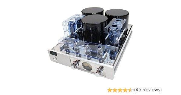 YAQIN MC-13S EL34 (6CA7) 4 Vacuum Tube Integrated Push-Pull Amplifier