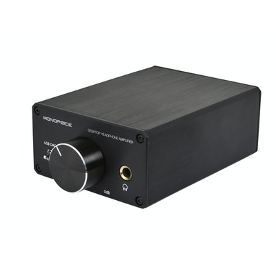 Monoprice Headphone Amplifier/DAC