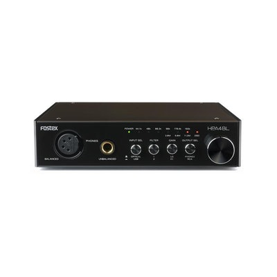 Fostex HP-A4BL DAC Amp w/ Balanced output