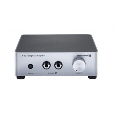 beyerdynamic A 20: Premium headphone amplifier