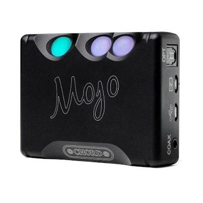 Chord Mojo DAC headphone amp at Moon Audio