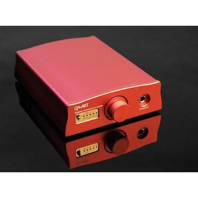 DAART Canary DAC/JFET input class A headphone amplifier