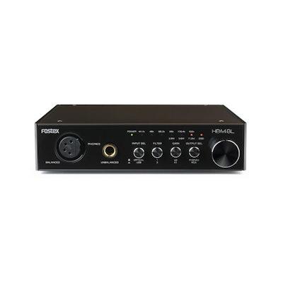HP-A4BL : D/A Converter & Headphone Amplifier