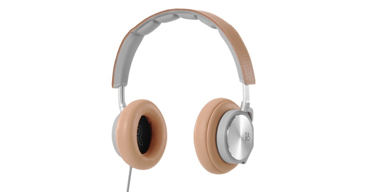 BeoPlay H6 Over-Ear Headphones by B&O Play