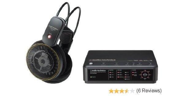 Amazon.com: Audio Technica ATH-DWL5500 | Digital Wireless Headphone System (Japa