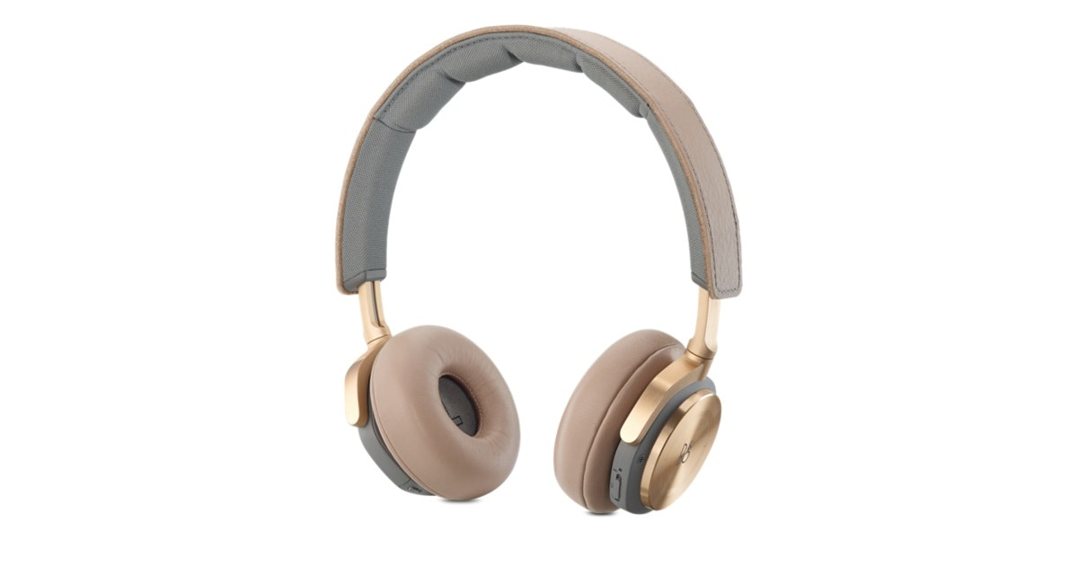 B&O PLAY BeoPlay H8 Wireless On-Ear Headphones