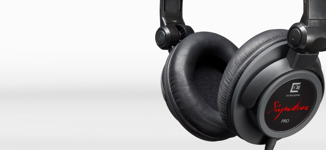 Signature PRO - Ultrasone - THE Headphone Company